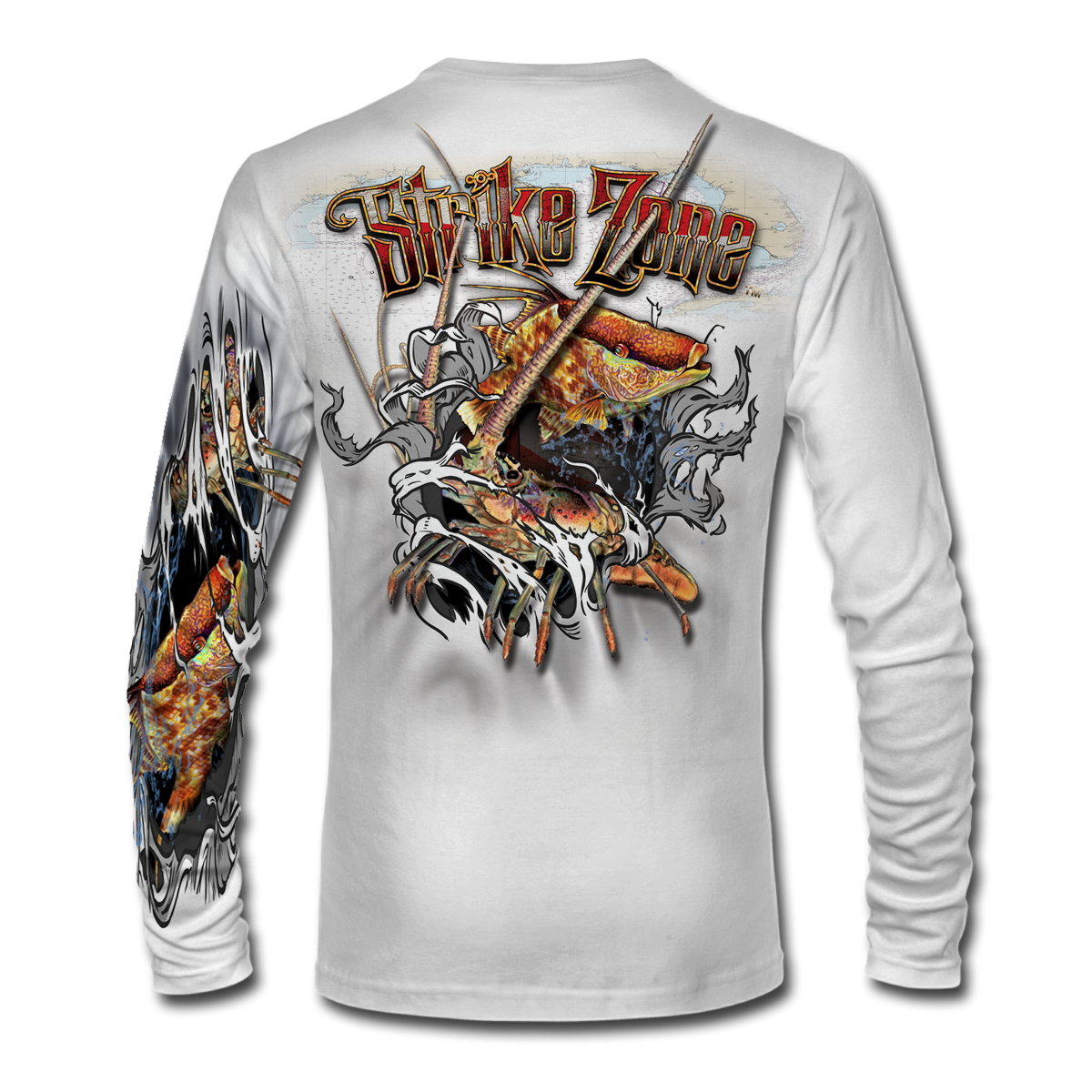 jason-mathias-strike-zone-hogfish-lobster-diving-shirt-back-white.png