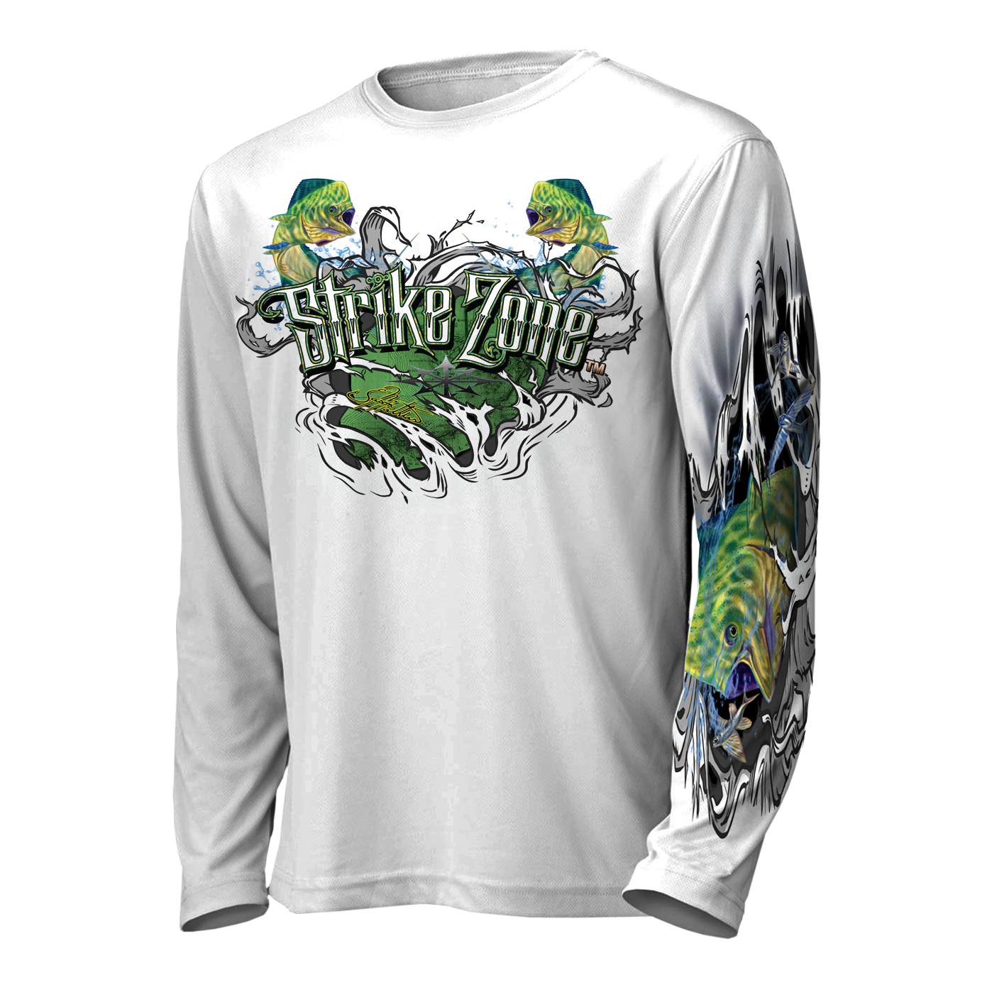 jason-mathias-strike-zone-mahi-fishing-shirt-white-front.png