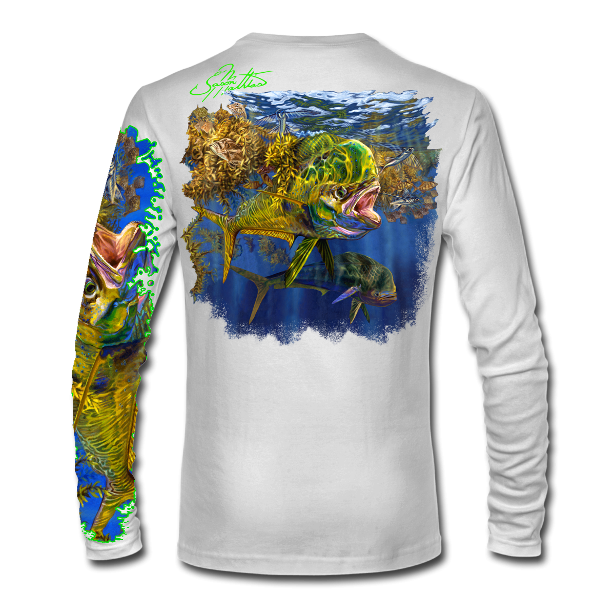 jason-mathias-white-shirt-mahi-mahi-dorado-dolphin-performance-shirt-t-shirt-fishing-apparel-clothing-offshore-gear.png