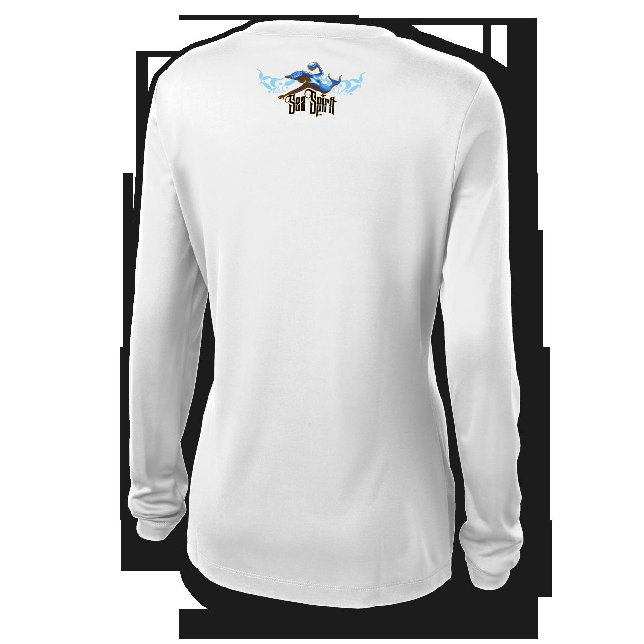 sea-spirit-jason-mathias-womens-v-neck-shirt-sailfish-white-back.png